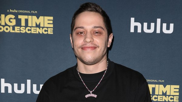 Pete Davidson Jokes About His 'Modest Bulge' on 'Saturday Night Live'