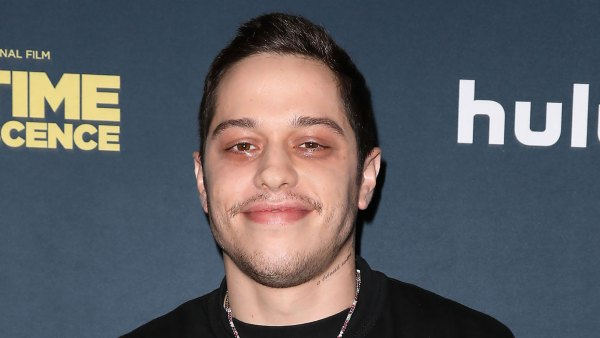 Holiday Spirit! Pete Davidson Leads 'It's A Wonderful Life' Table Read