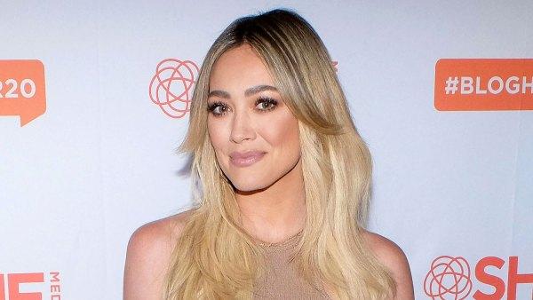 Hilary Duff's Baby Bump Album Ahead of 3rd Child's Arrival: Pregnancy Pics