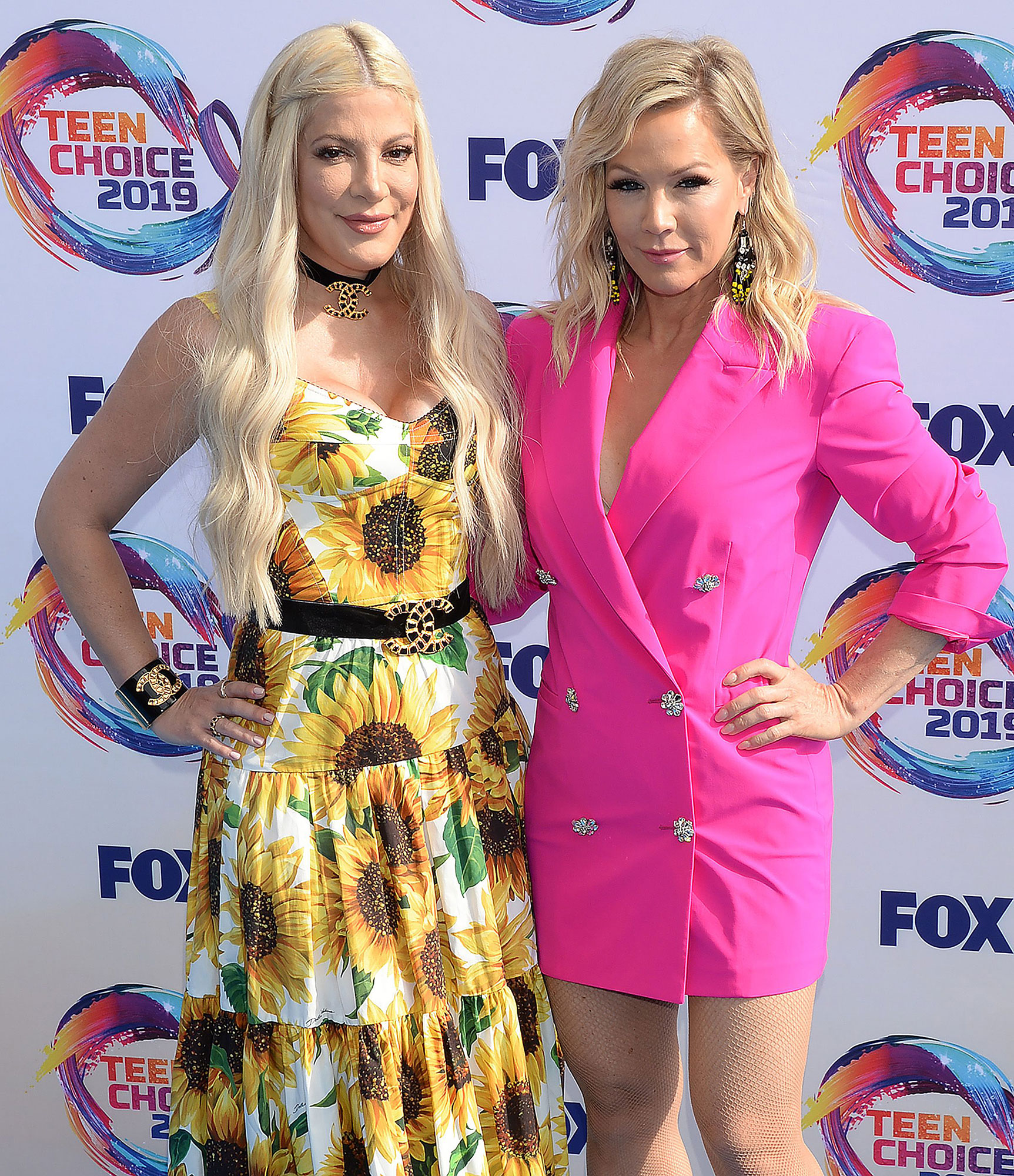 Tori Spelling, Jennie Garth's 'Beverly Hills, 90210' Podcast Revelations
