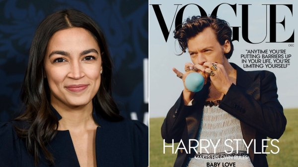 Stars Defend Harry Styles' 'Vogue' Cover After Candace Owens Slam
