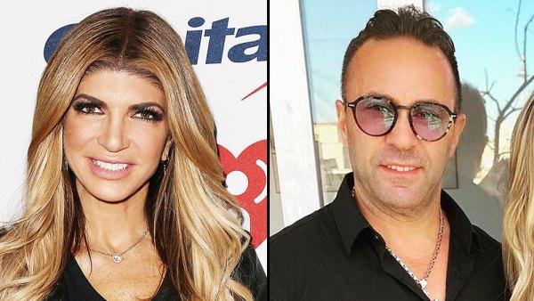 Teresa Giudice Sends Love to Ex-Husband Joe Giudice After Daughters Visit to Italy