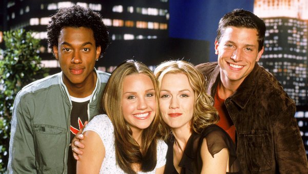 Wesley Jonathan Amanda Bynes Jennie Garth and Simon Rex What I Like About You Cast Where Are They Now