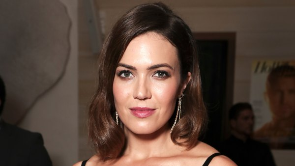 Mandy Moore Describes Her Pregnancy Symptoms Ahead of 1st Child: I've Been 'Sick All Day Long'