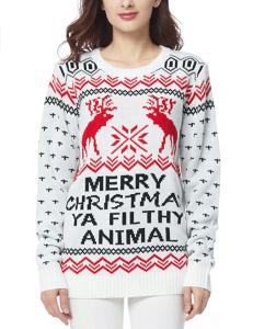 v28-Women's Patterns-Christmas-Sweater