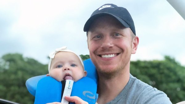 Bachelor's Sean Lowe Jokingly Claps Back at Trolls After Letting Daughter Mia 'Drive'