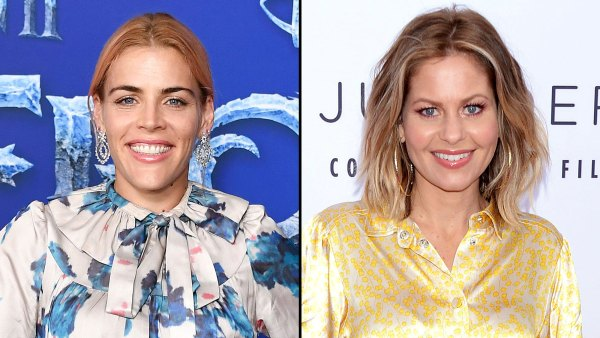 Busy Philipps and Candace Cameron Bure 2021 Resolutions
