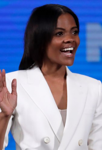 Candace Owens Responds to Harry Styles' Clap Back: 'Shots Fired'