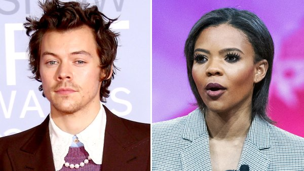 Harry Styles Claps Back at Candace Owens After She Criticizes His Vogue Cover 1