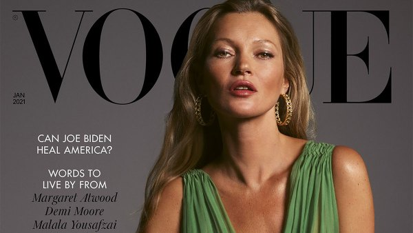 Kate Moss, 46, Looks Better Than Ever on 'British Vogue' Cover