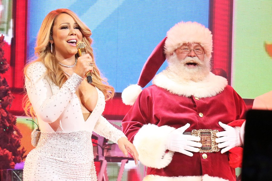 Mariah Carey Best Christmas Songs of the 90s
