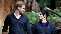 Meghan Markle Flirts With Prince Harry on New Podcast Preview