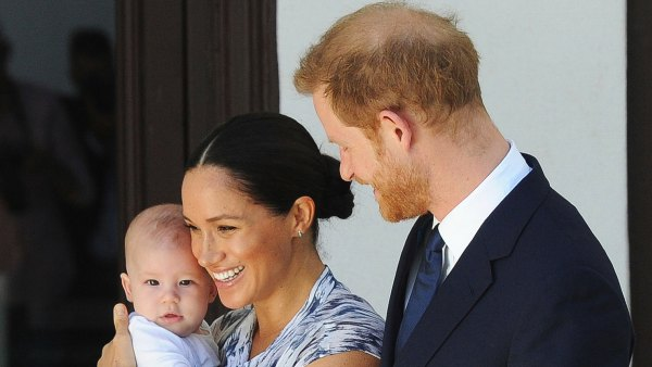 Prince Harry Explains How Everything Changed When He Became a Father to Son Archie