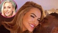 Sharna Burgess Admits She Didnt See Chrishell Stause and Keo Motsepe Romance Coming