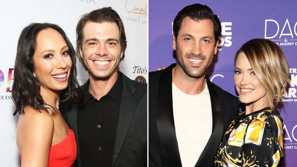 A Guide to All the DWTS Pros and Their Spouses