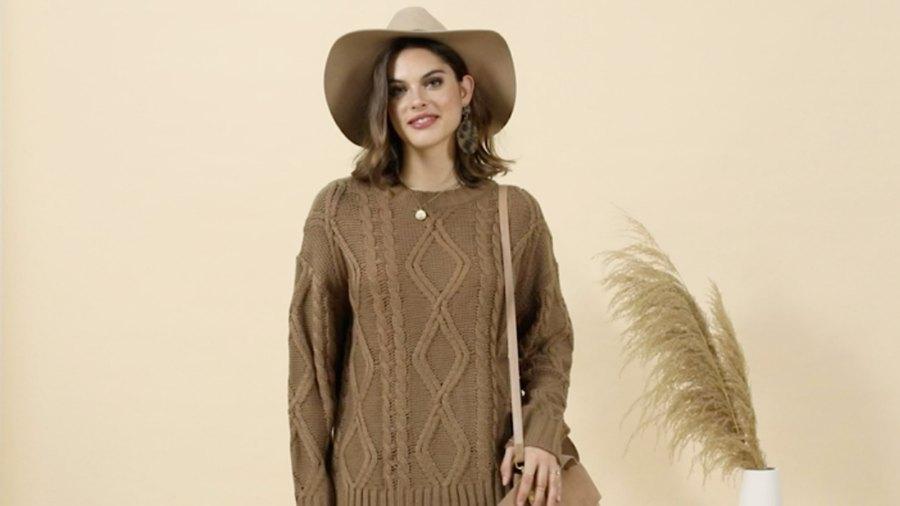 Amazon-Sweater