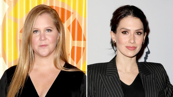 Amy Schumer Addresses Her Since-Deleted Hilaria Baldwin Post Amid Insane Spanish Heritage Scandal