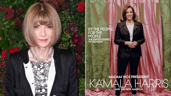 Anna Wintour Responds to the Backlash Over the Kamala Harris 'Vogue' Cover
