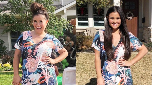 Bachelor Nations Catherine Giudici Reveals She Lost 20 Lbs Since Giving Birth to Daughter Mia