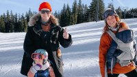 Winter Wonderland! Audrey Roloff's Daughter and More Kids Playing in Snow