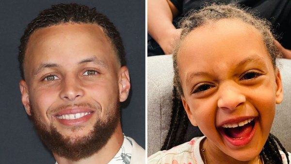Twinning! Steph Curry and More Celebrities With Their Look-Alike Kids