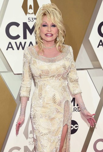 Dolly Parton's Best Red Carpet Looks of All Time