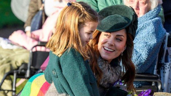 Duchess Kate Middleton Loves Spending Time With Princess Charlotte