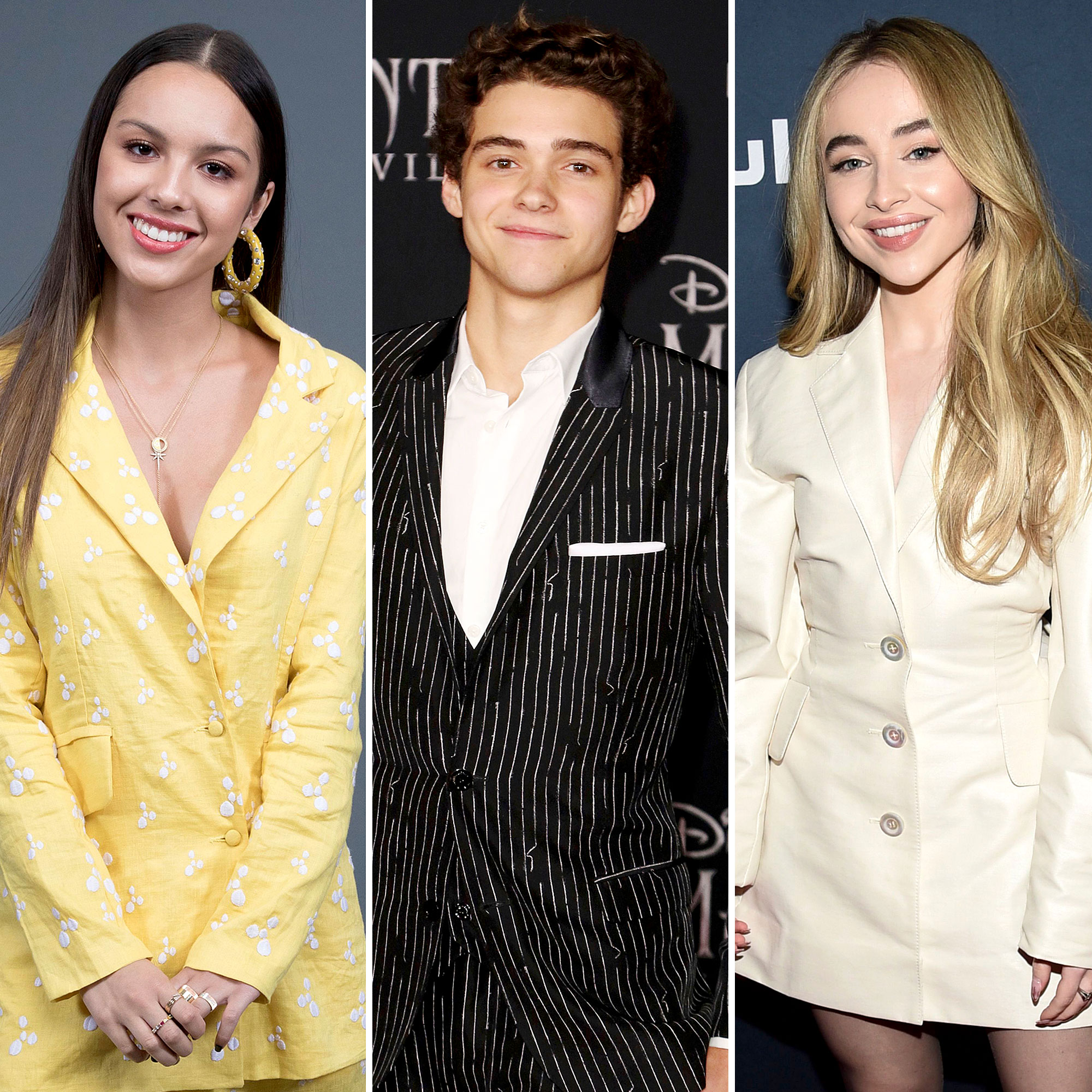 Breaking Down Olivia Rodrigo, Joshua Bassett and Sabrina Carpenter's Triangle