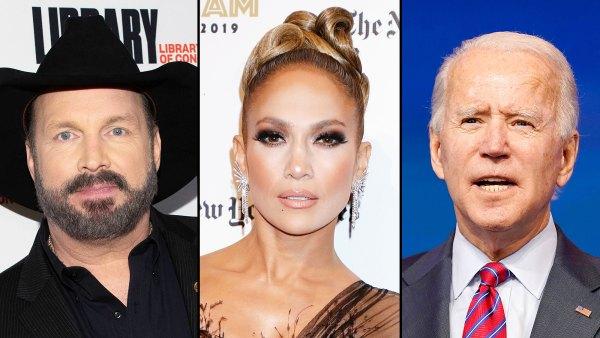 Garth Brooks Jennifer Lopez and More Set to Perform at Joe Biden Inauguration