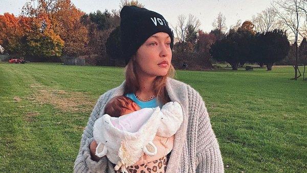 Dropping Hints! Gigi Hadid Revealed Daughter Khai's Name Months Ago