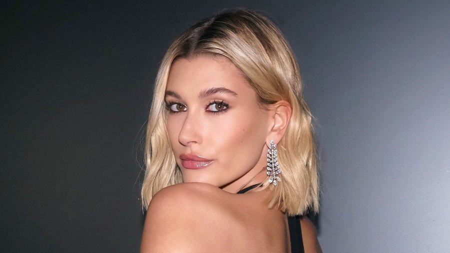 Hailey Baldwin Shows Off Her Freckles Makeup-Free