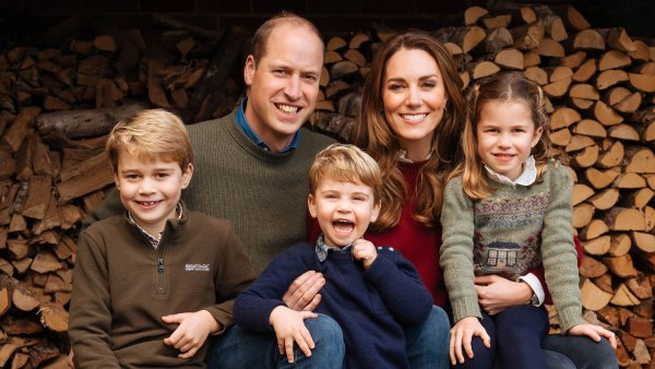 Kate Middleton Birthday With the Kids Family Photo Prince William Prince George Princess Charlotte Prince Louis