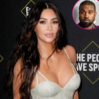 Kim Kardashian Getting Mind and Body Right Amid Kanye West Split Rumors 1