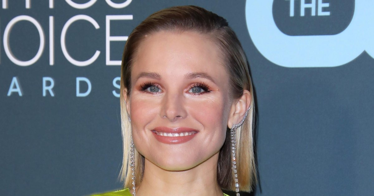 Kristen Bell Shares Genius Trick To Keep Kids Safe From