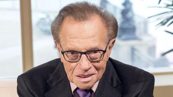 Larry King Dead Celebrities React