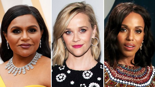 Mindy Kaling Goes to Reese Witherspoon, Kerry Washington for Parenting Tips