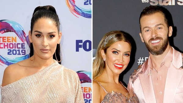 Nikki Bella Felt Jealous of Artem Chigvintsev and Kaitlyn Bristowe Amid Postpartum Depression Battle