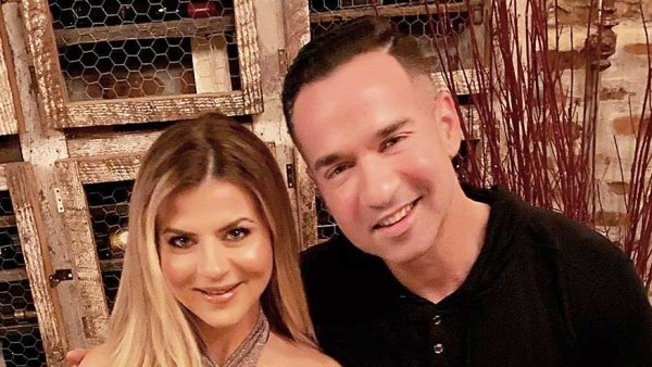 Pregnant Lauren Sorrentino Mike The Situation Sorrentino Are Already Talking Baby No 2 Plans