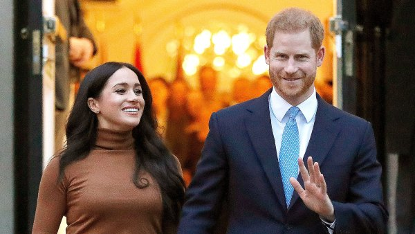 Prince Harry Denies He and Meghan Markle Quit Social Media