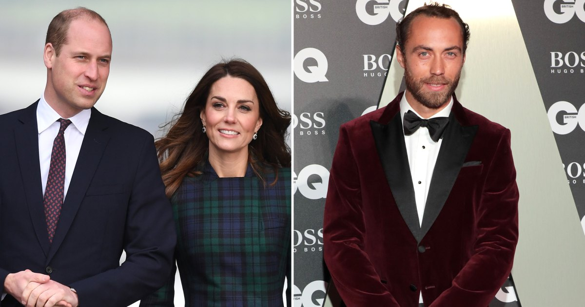 Prince William and Duchess Kate Add Puppy From Her Brother James Middleton to Their Family
