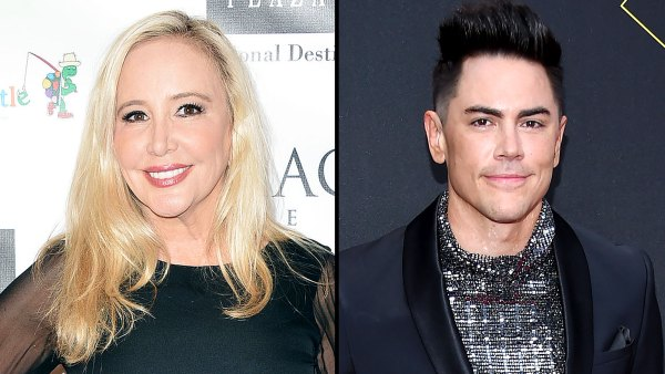 RHOC Shannon Beador Once Pulled All-Nighter With Vanderpump Rules Star Tom Sandoval