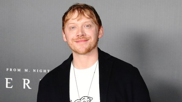 Rupert Grint Stopped Smoking After Daughter Wednesday's Birth