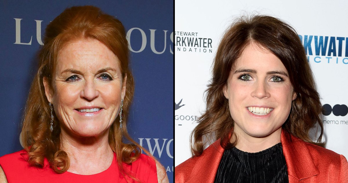 Sarah Ferguson Predicts What Kind of Mom Pregnant Princess Eugenie Will Be