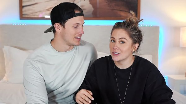 Shawn Johnson Feared Possible Miscarriage After Husband's Positive COVID Test