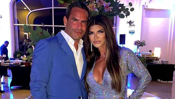Teresa Giudice Is Ready for New Beginnings With BF Luis Ruelas