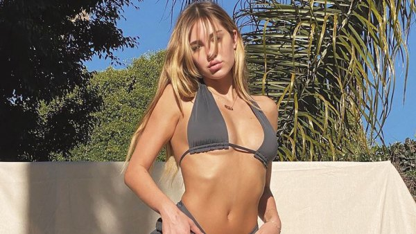Where to Get Delilah Belle Hamlin's Hot Gray Bikini
