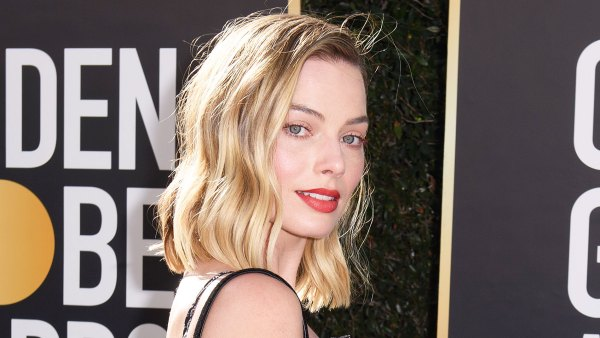 Margot Robbie Best Beauty at Golden Globes 2021