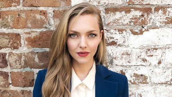 Amanda Seyfried Honors 2 Kids Sweet Ways During Golden Globes 2021