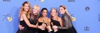 Big Little Lies Cast Golden Globes 2018