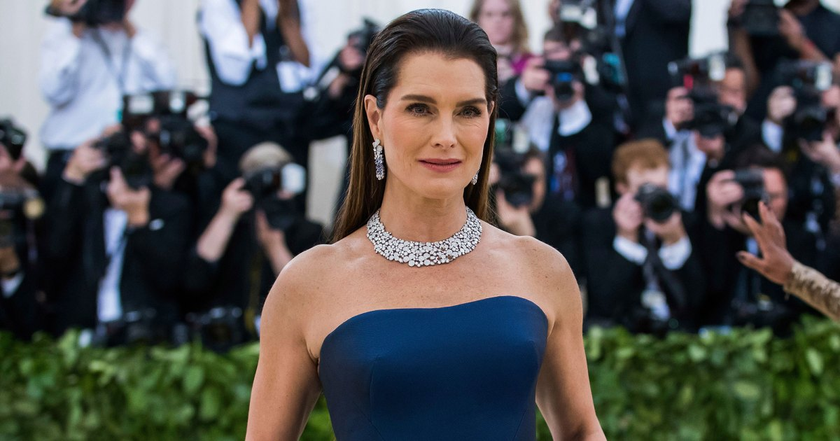 Brooke Shields' anti-aging brand just launched a new SPF